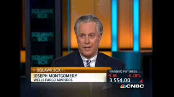 Joe Montgomery on CNBC Squawk Box