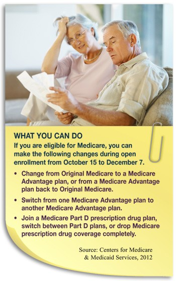 Take Advantage of Medicare Open Enrollment