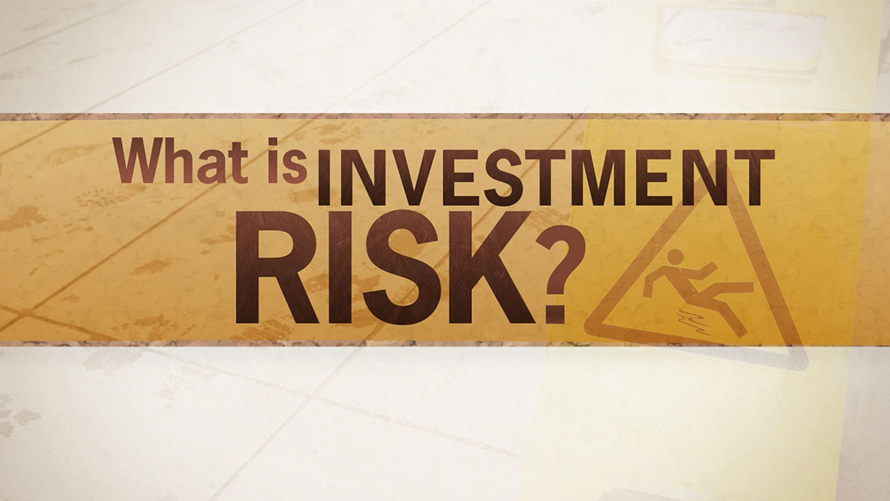 thumbnail of video - What Is Investment Risk?