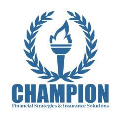 Champion Financial Strategies & Insurance Solutions logo NASHUA, NEW HAMPSHIRE