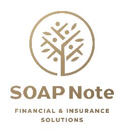 SOAP Note Financial & Insurance Solutions logo LOS ANGELES, CALIFORNIA