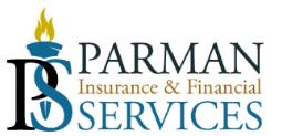 Parman Insurance & Financial Services logo LAS VEGAS, NEVADA