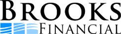 Brooks Financial logo FARMINGTON HILLS, MICHIGAN
