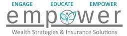 Empower Wealth Strategies & Insurance Solutions logo SAN DIEGO, CALIFORNIA